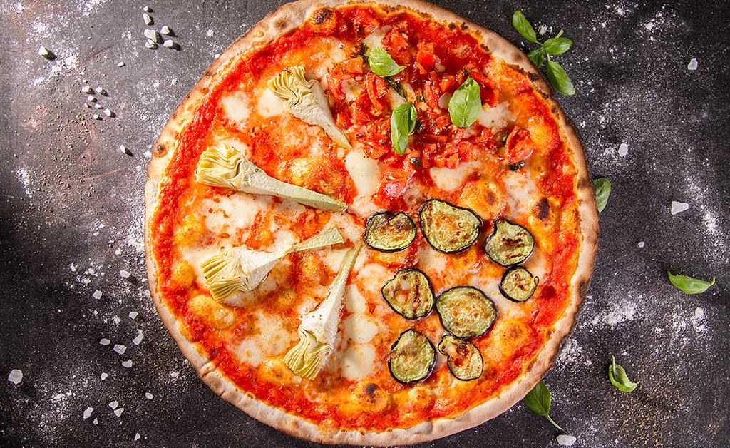 Pizza - Food photography by Irina Gutova
